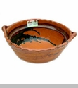 Clay Bowl Large - Cazuela  de Barro Grande