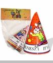 Clown Party Hats