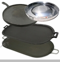 Cooking Pan - Comales