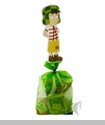 El Chavo Cellophane Candy Bag, Topper and Candy