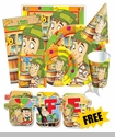 El chavo del Ocho Party Pack. 12 P