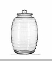 Mi Patria Glass Barrel 10 Lts - Vitrolera de Vidrio 10 lts
