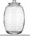 Mi Patria Glass Barrel 20 lts - Vitrolera de Vidrio 20 lts