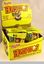 Ricolino Huevitos. Display with 8 mini bags