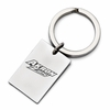 Akron Zips Stainless Steel Key Ring