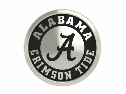 Alabama Crimson Tide Antiqued Bead