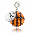 Alabama Crystal Drop Charm
