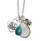 Alabama Turquoise Drop Necklace