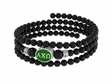 Alpha Chi Omega Sorority Wire Bracelet