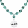 Alpha Delta Pi Turquoise Necklace