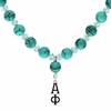 Alpha Phi Lavaliere Drop Necklace