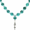 Alpha Sigma Tau Lavaliere Drop Necklace