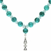 Alpha Xi Delta Lavaliere Drop Necklace