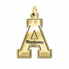 Appalacian State Mountaineers 14KT Gold Charm