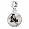Arizona State Round Dangle Charm