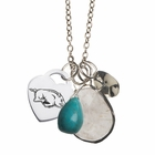 Arkansas Turquoise Drop Necklace