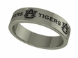 Auburn Tigers Stainless Steel Band