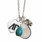 Austin Peay Turquoise Drop Necklace