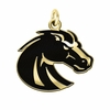 Boise State Broncos 14KT Gold Charm