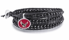 Boston College Black Wrap Bracelet