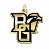 Bowling Green Falcons 14KT Gold Charm