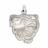 Bridgewater State Bears Natural Finish Charm
