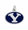 Brigham Young Cougars Logo Charm