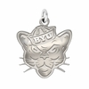 Brigham Young Cougars Natural Finish Charm