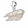 Bucknell Bison Dangle Charm