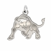 Buffalo Bulls Natural Finish Charm