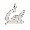 California Berkeley Golden Bears Natural Finish Charm