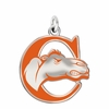 Campbell Fighting Camels Logo Charm