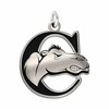 Campbell Fighting Camels Silver Charm