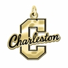 Charleston Cougars 14KT Gold Charm