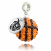 Christopher Newport Captains Crystal Drop Charm