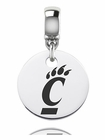 Cincinnati Round Dangle Charm