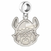 Cleveland State Vikings Dangle Charm