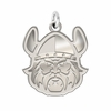 Cleveland State Vikings Natural Finish Charm