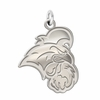 Coastal Carolina Chanticleers Natural Finish Charm