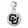 Colorado Round Dangle Charm