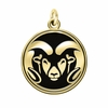Colorado State Rams 14KT Gold Charm