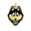 Connecticut Huskies 14KT Gold Charm