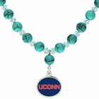 Connecticut Huskies Turquoise Necklace