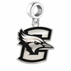 Creighton Blue Jays Logo Cut Out Dangle
