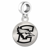 Creighton Round Dangle Charm