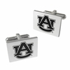Rectangle Stainless Steel Cuff Links