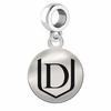 Davenport Round Dangle Charm