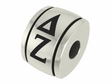 Delta Zeta Sorority Barrel Bead
