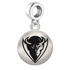 DePaul Round Dangle Charm