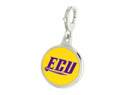 East Carolina Pirates ECU Charm
